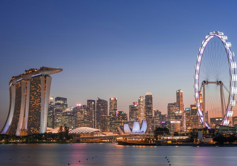 土地小、人口密度高,新加坡為何能讓30歲年輕人買得到房?