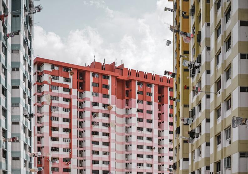 申請組屋是許多新加坡公民的求婚台詞,Unsplash by Modern Affliction。