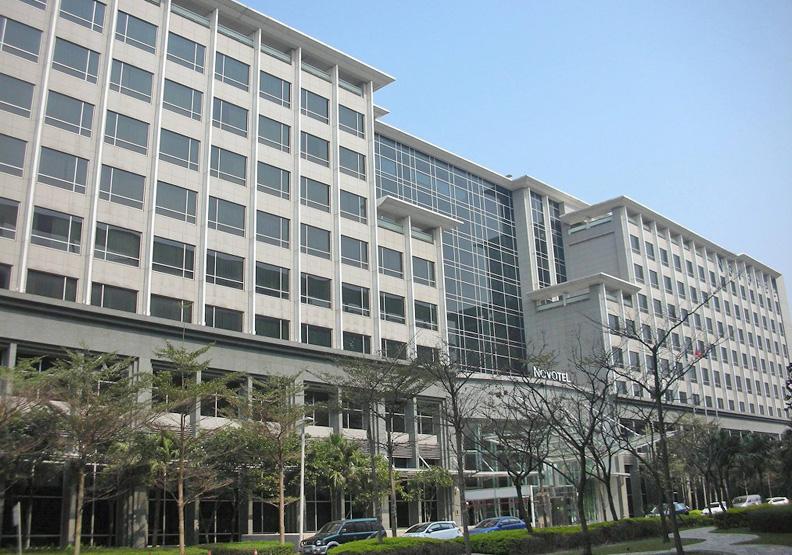 諾富特飯店爆發群聚感染,圖片取自維基百科。