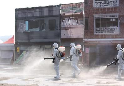 社區感染來了!全台各縣市繃緊神經,活動異動取消一次看
