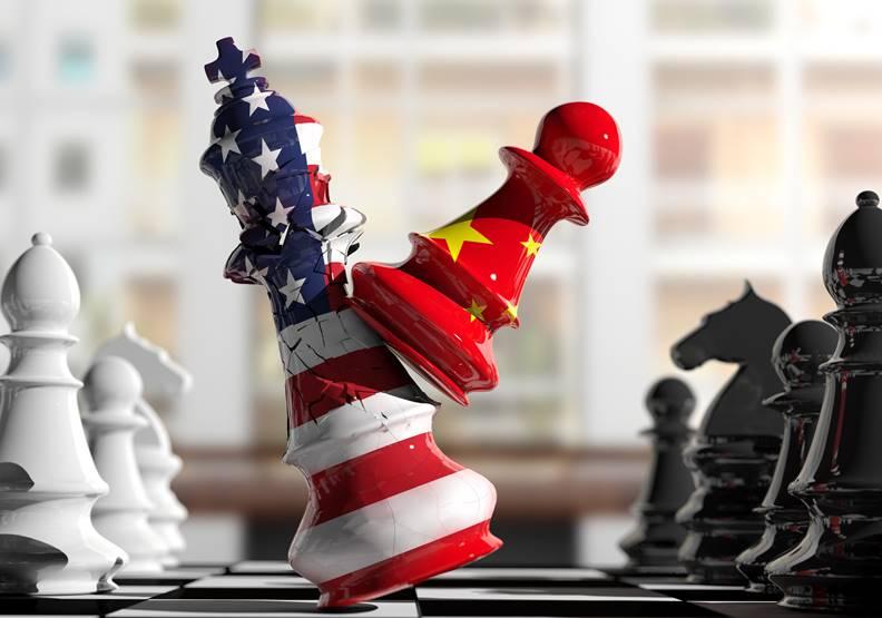 台灣作為棋子,擁有被利用的價值不是壞事,但必須懂得善用優勢去爭取好處,僅為情境配圖。圖片來自shutterstock