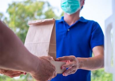 外食風險高,使用外送平台要注意什麼?居家防疫4原則自保