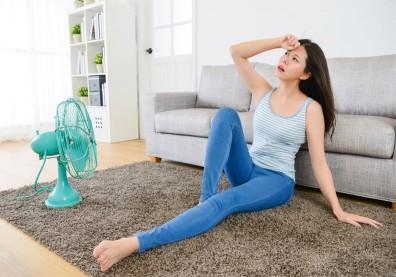 高溫、停電、缺水…小心中暑!居家防疫3招預防室內熱傷害