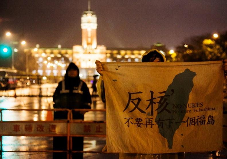 挽救台灣缺電危機的功臣是……核二廠!