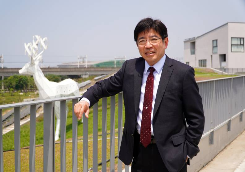 48歲機構變防疫尖兵,劉文雄僅花三年讓工研院返老還童