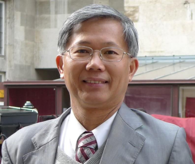 台大醫學院教授、中央研究院院士陳培哲。取自中研院官網