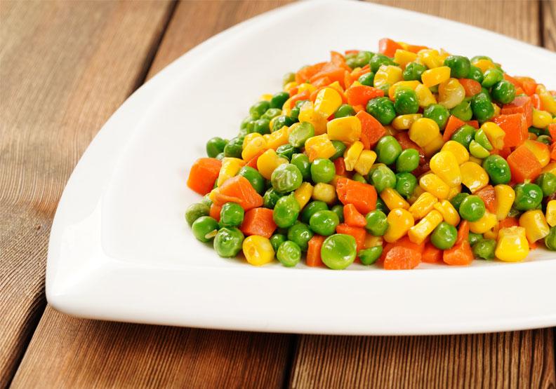 討厭三色豆嗎?營養師:不只方便好保存,營養更超乎想像