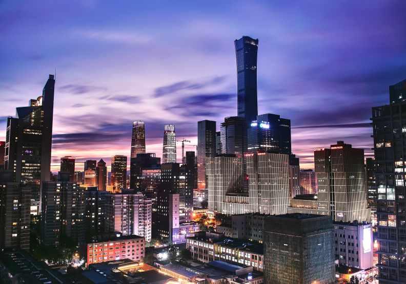 中國北京房價太高,很多人連租都租不起。圖片來自pexels