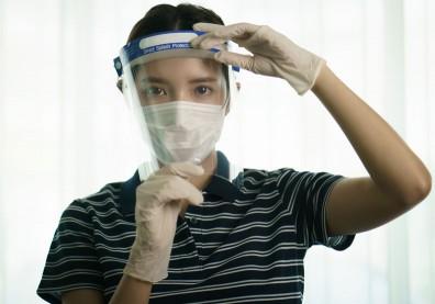 護目鏡、面罩返家該如何消毒?專家提醒5大注意事項
