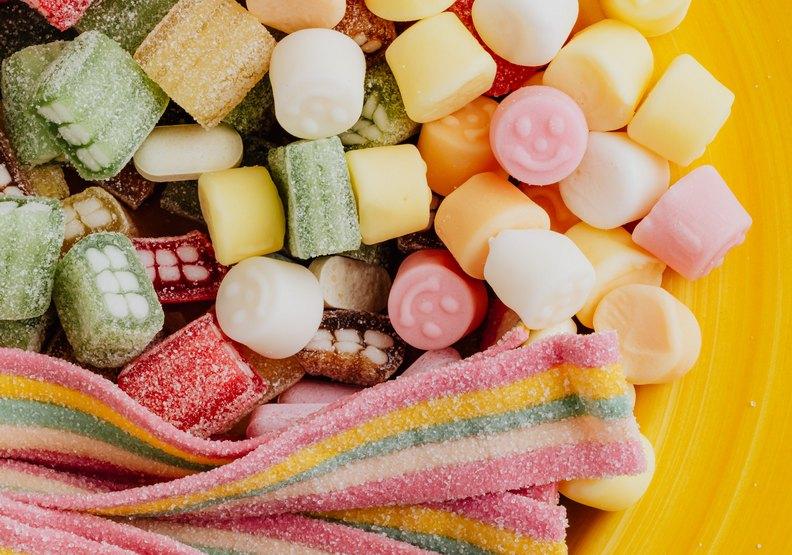 精製糖經常衍生各種健康問題。pexels