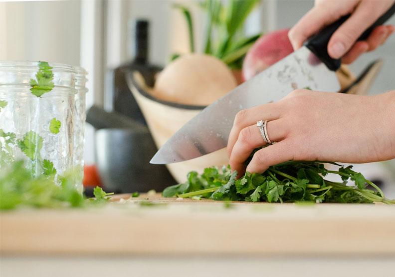 疫情期間在家煮什麼?營養師公開5日居家菜單