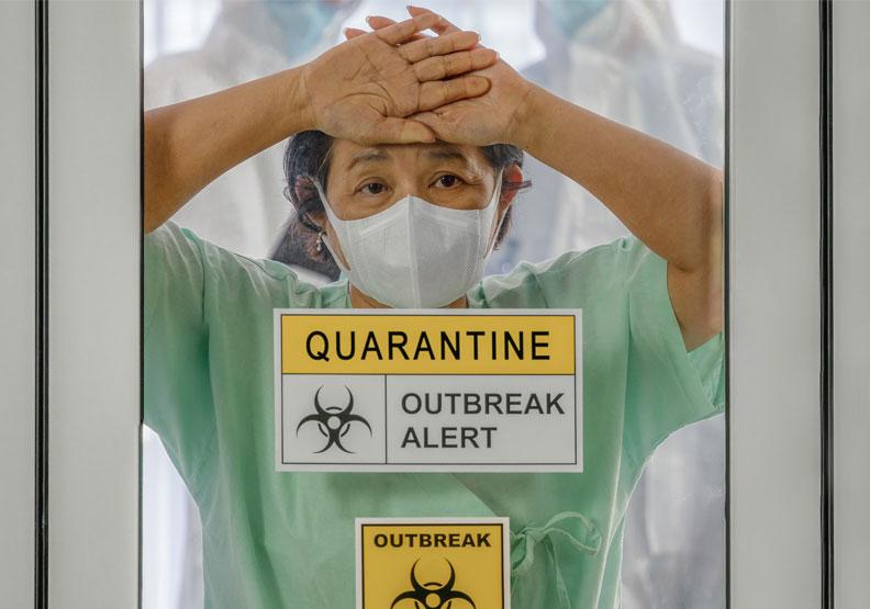 新冠ICU症候群是什麼?醫:身心健康的人也會發生,三點助避免