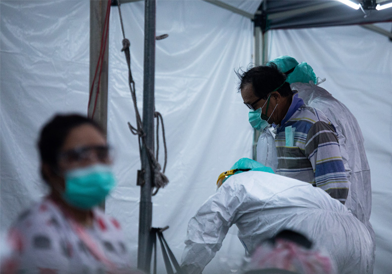 僅為情境配圖,非當事醫院,池孟諭攝影。