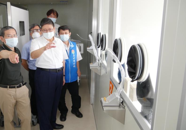 「想辦法,一定有辦法!」率先推出防疫直通專線1+4 新竹縣政府24小時諮詢好安心