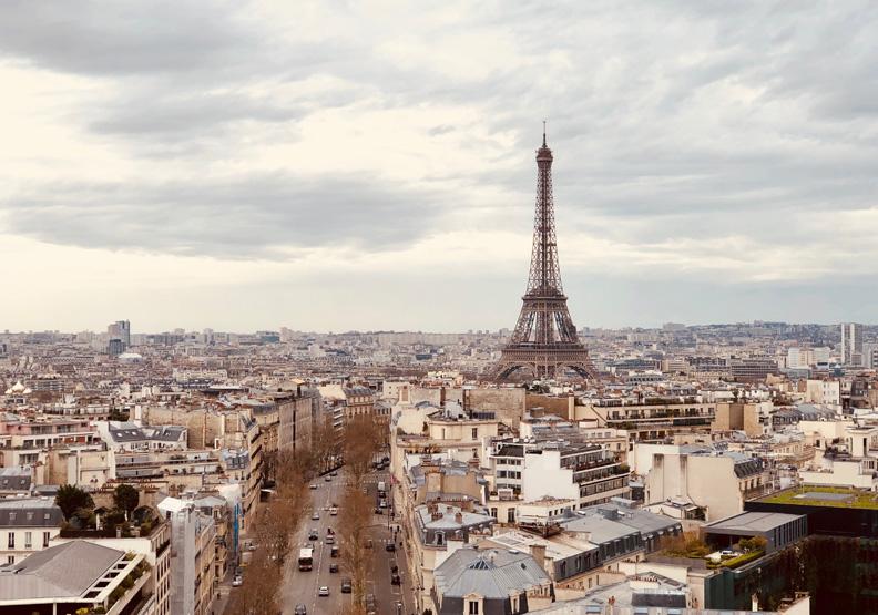 宅在家也能線上旅行!台灣人最愛城市巴黎、東京上榜