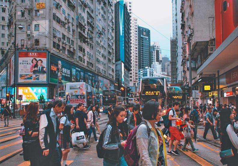 外派人員生活費排名出爐!最貴城市不再是香港 ,台北排第22