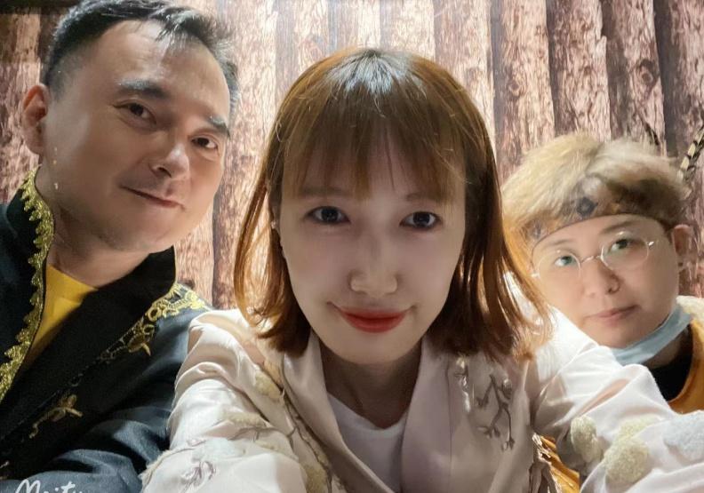 「劇本殺」風靡中國社交圈。圖片由李立亨提供