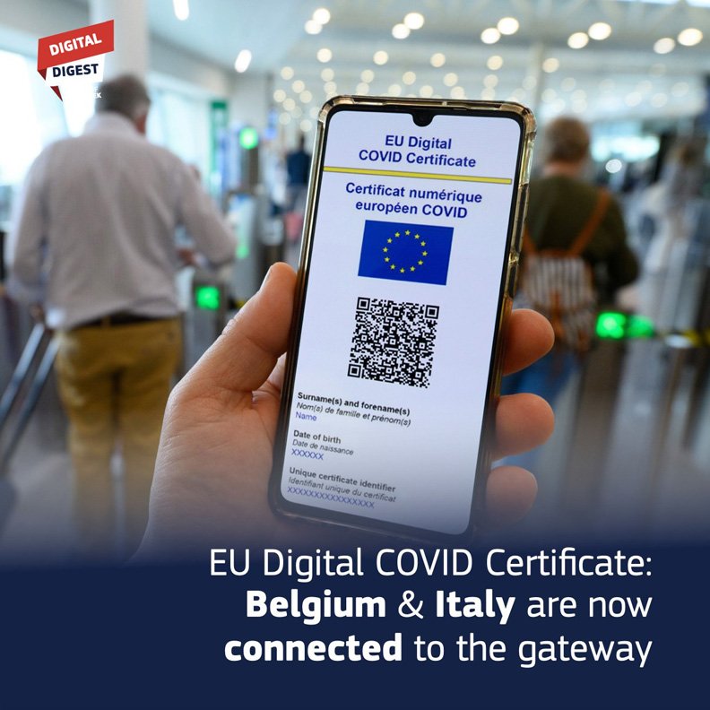 取自Digital EU FB。