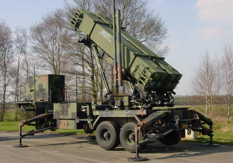我國重大軍事採購案中,也包括愛國者三型飛彈。圖片來自Wiki