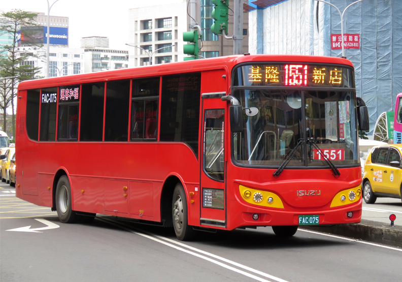福和客運將在8月停駛,wikimedia commons by Jeffhuang0627。