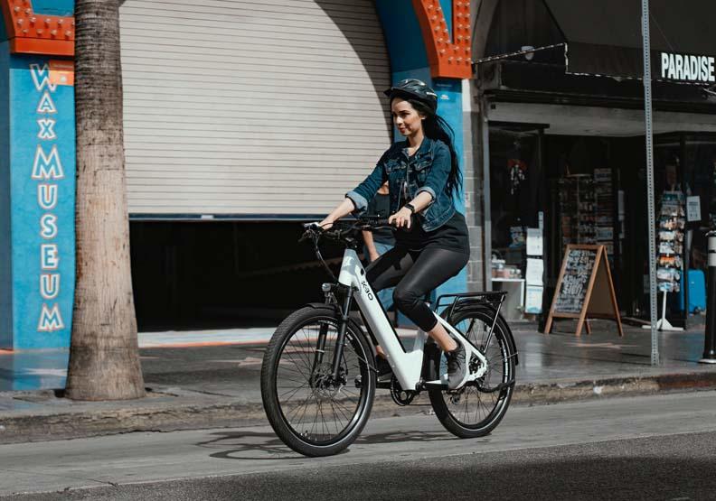 電動自行車在歐美盛行,Unsplash by KBO Bike。