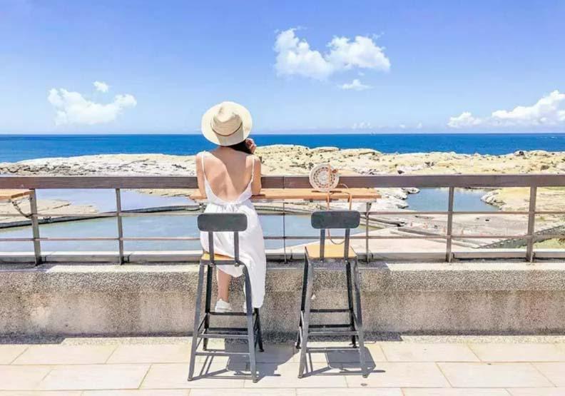 想看海!和平島解封推下次玩水券,夏季限定「換換氣」開放預約