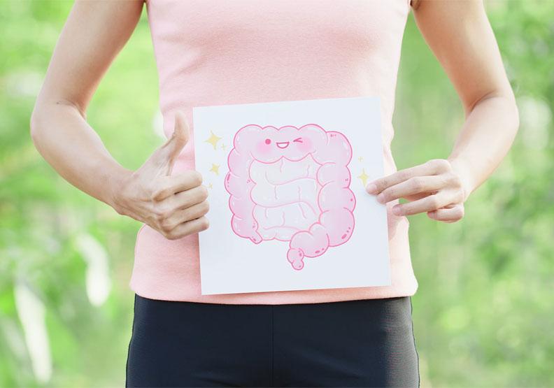 腸道菌如果沒被餵飽,會吃我們的腸壁