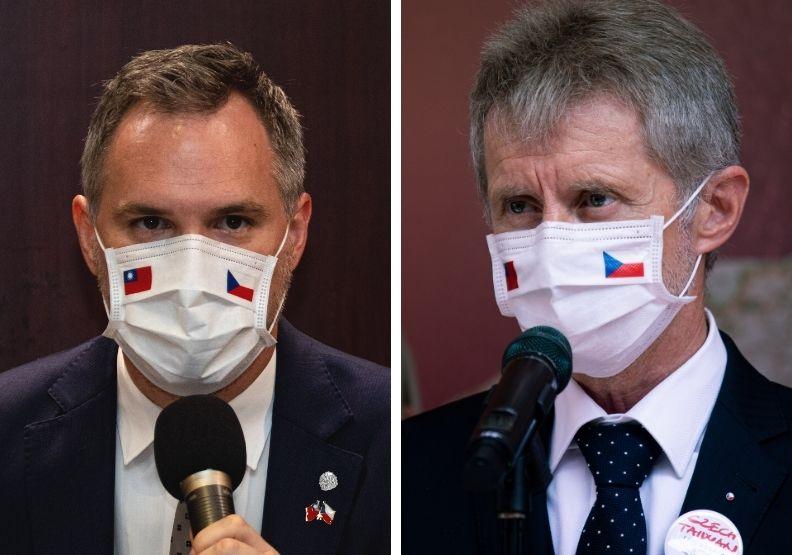 歐盟第三國!捷克宣布贈台3萬劑疫苗,賀瑞普、維特齊是幕後推手