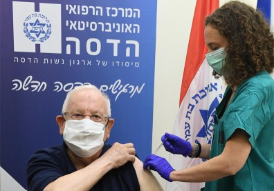 以色列再次跑第一!力抗Delta,60歲以上民眾將接種第3劑疫苗