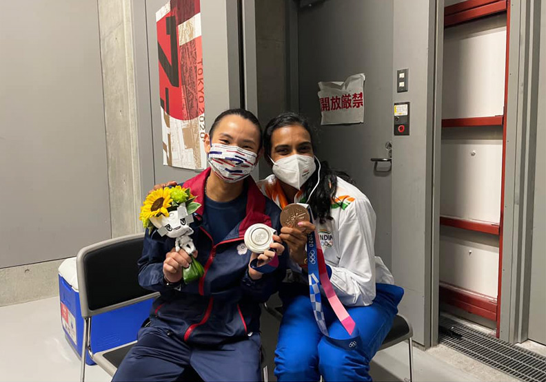 東奧期間在台灣爆紅的國際選手,超暖辛度、依瑟儂都上榜!