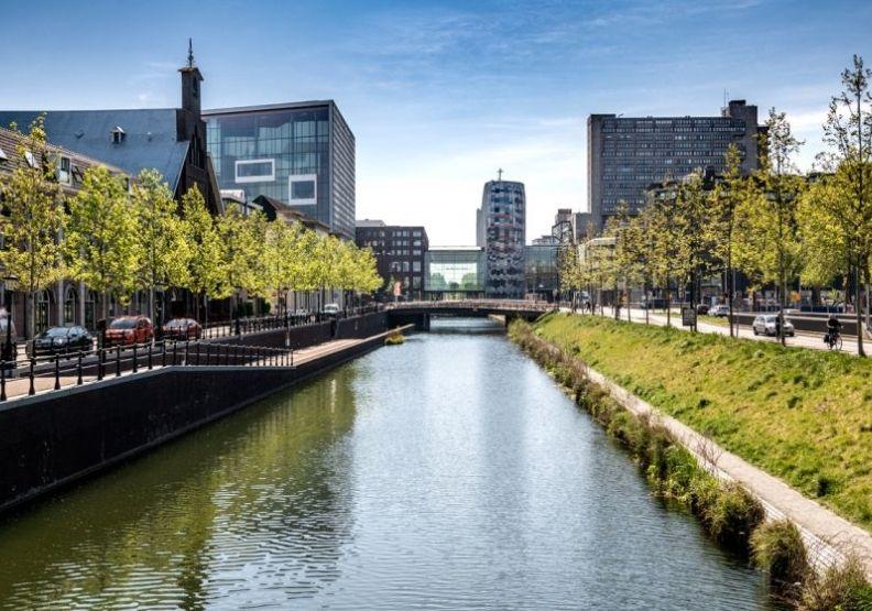 百年護城河如何重見天日?荷蘭烏特勒支成功讓都市藍帶再生!