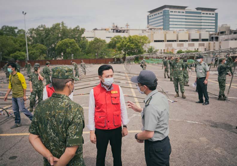 疫情下新常態:新竹市如何打造與病毒和平生活的新治理模式?