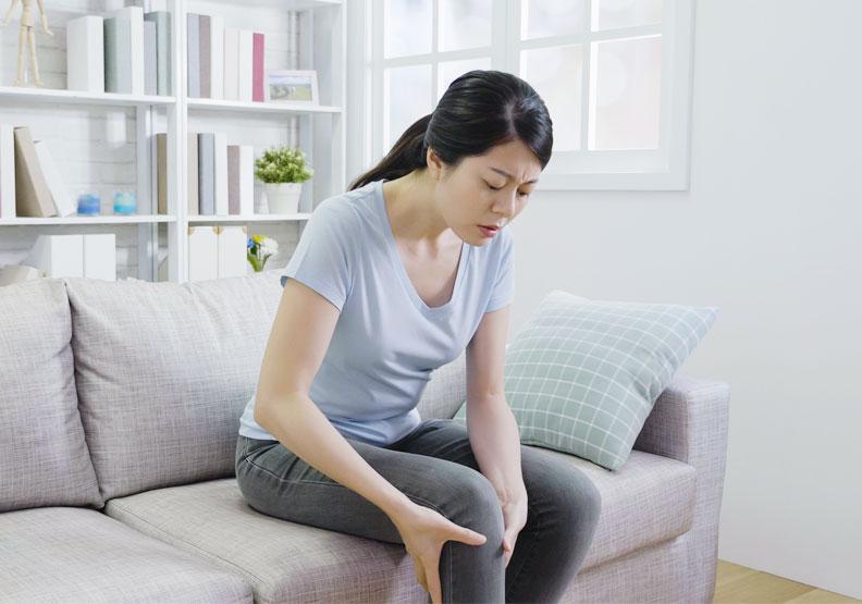 膝蓋痛未必是退化性關節炎!醫教4招+2運動保養膝關節
