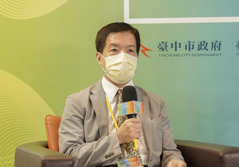 台灣師範大學環境教育研究所教授葉欣誠。