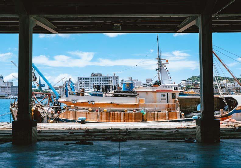 整座漁港就是美術館!走進基隆實境遊戲、藝術現場,體驗打卡外的深度魅力