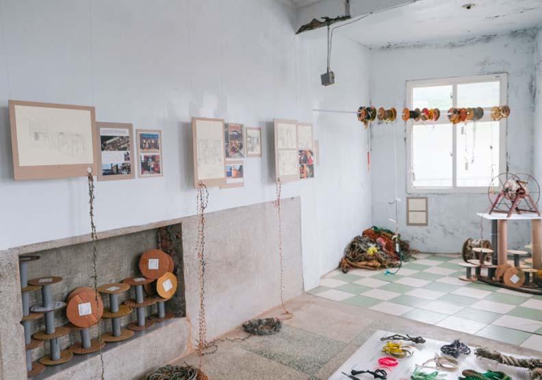 正濱漁有「線」公司,星濱山共創工作室提供。