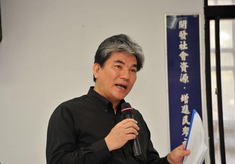 前內部部長、台大土木工程學系教授李鴻源。內政部提供