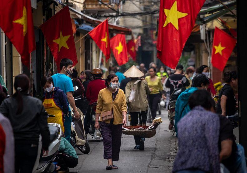 越南曾經是防疫有成的國家,如今卻深陷危機。ft