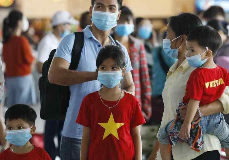想恢復正常生活的越南,疫苗的普及率是一大考驗。EPA