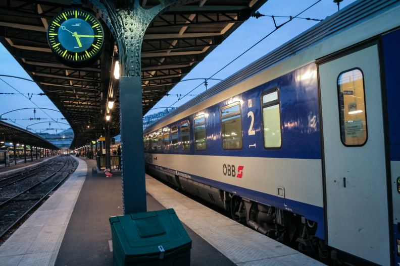 以搭火車為主的「慢遊」計畫,在歐洲掀起了一股懷舊與漫遊的鐵道旅遊風氣。圖片來自shutterstock