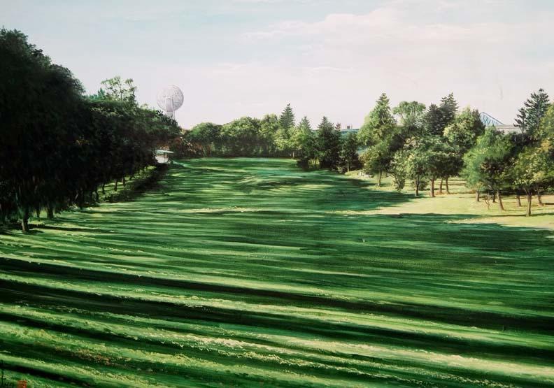 林口高爾夫球場,高傳棋提供。