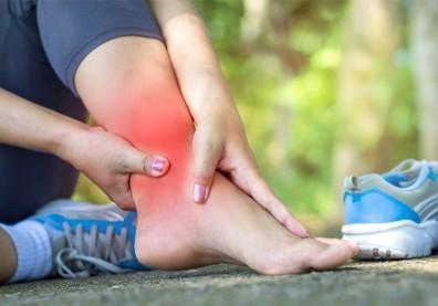 腳踝、足部受傷疼痛,可以打類固醇嗎?醫師圖文解答