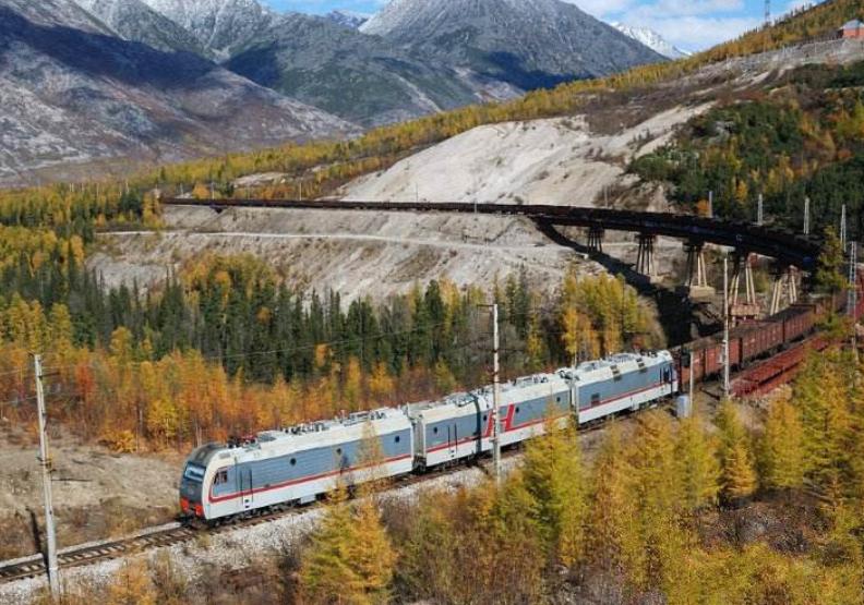 普丁也搭火車衝北大荒?走讀俄羅斯:看西伯利亞憑鐵路成新矽谷