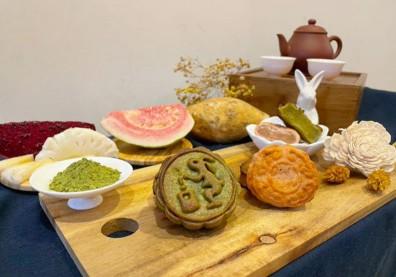 鳳梨、芭樂入菜!營養師推2款居家手作月餅,熱量砍半更輕盈