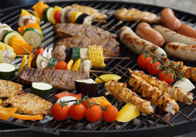 烤肉也能環保又健康!營養師分享「氣炸鍋」「電烤盤」私房食譜
