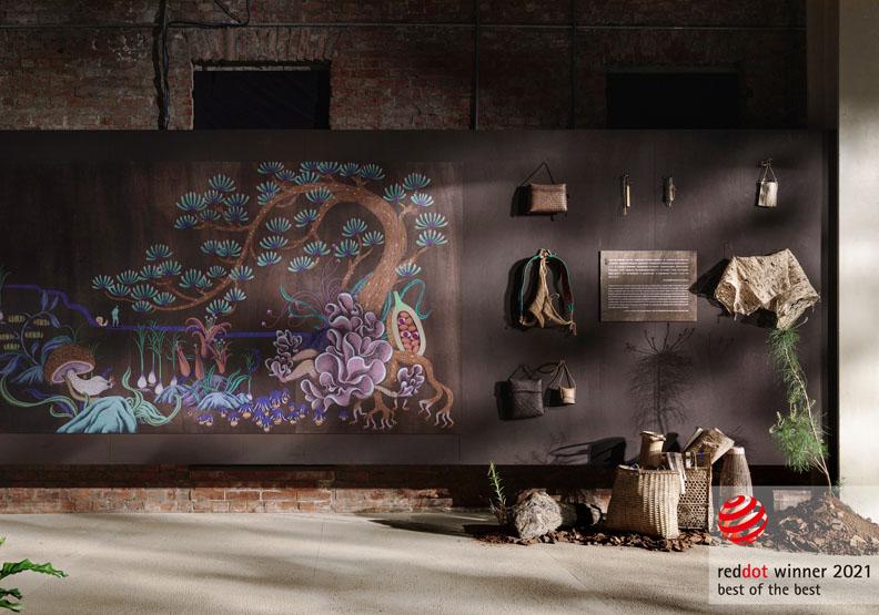 花蓮「據說考古隊」獲紅點設計獎!在地文化美學如何閃耀國際?