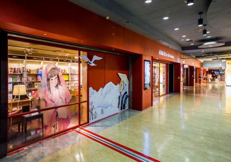 誠品生活全新台南大店預計融合閱讀、藝文、創意設計、親子、餐飲、休閒等多元內容。誠品生活提供。