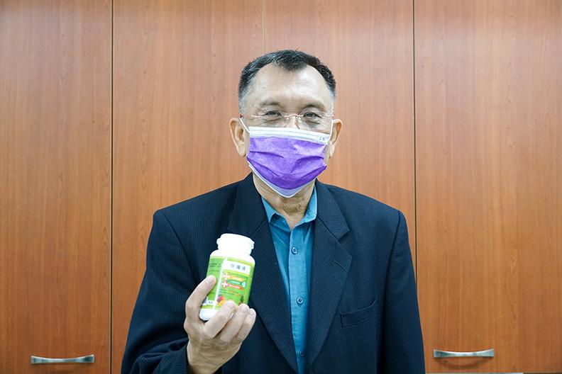 保纖通為國立屏東科技大學食品科學系的楊季清教授開發之商品