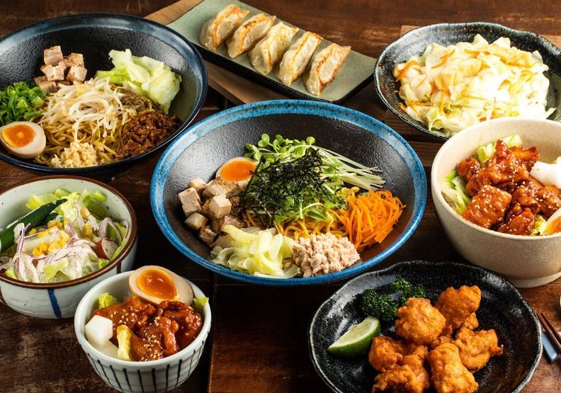 日本拉麵樂麵屋餐點美食。WeMo Scooter提供。