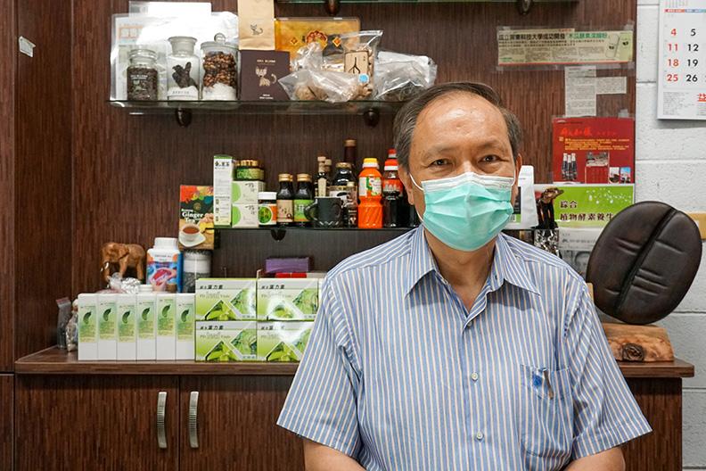 國立屏東科技大學食品科學系謝寶全特聘教授